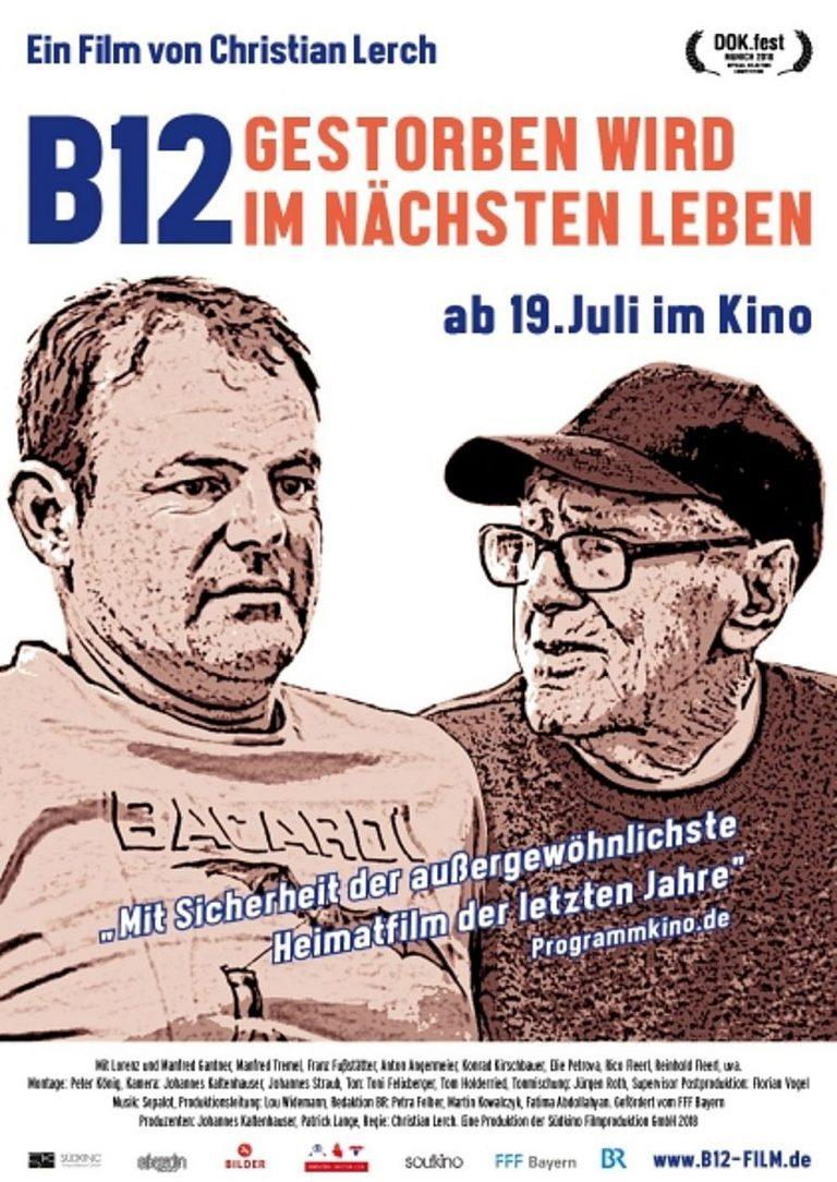 B12 - Gestorben wird im nächsten Leben (Poster)