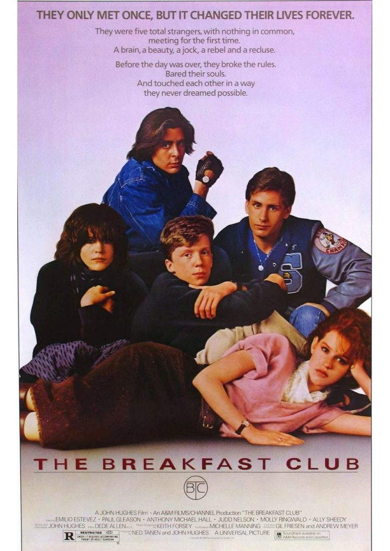 Breakfast Club - Der Frühstücksclub (Poster)