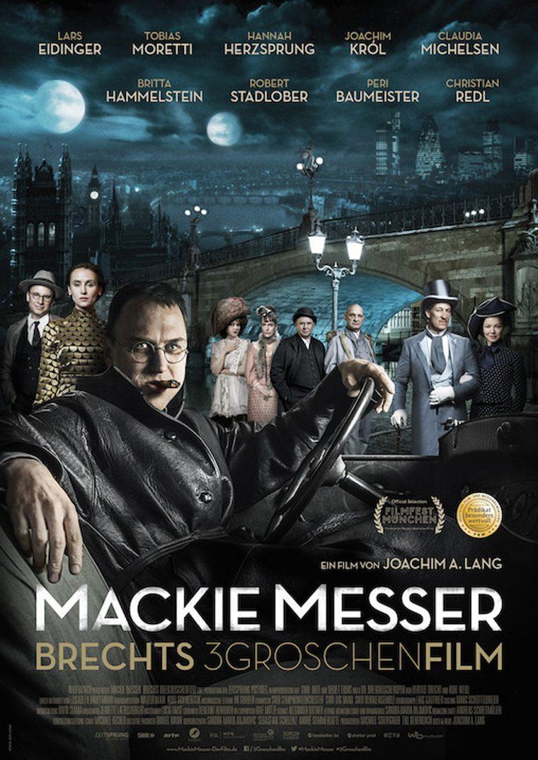 Mackie Messer - Brechts Dreigroschenfilm (Poster)