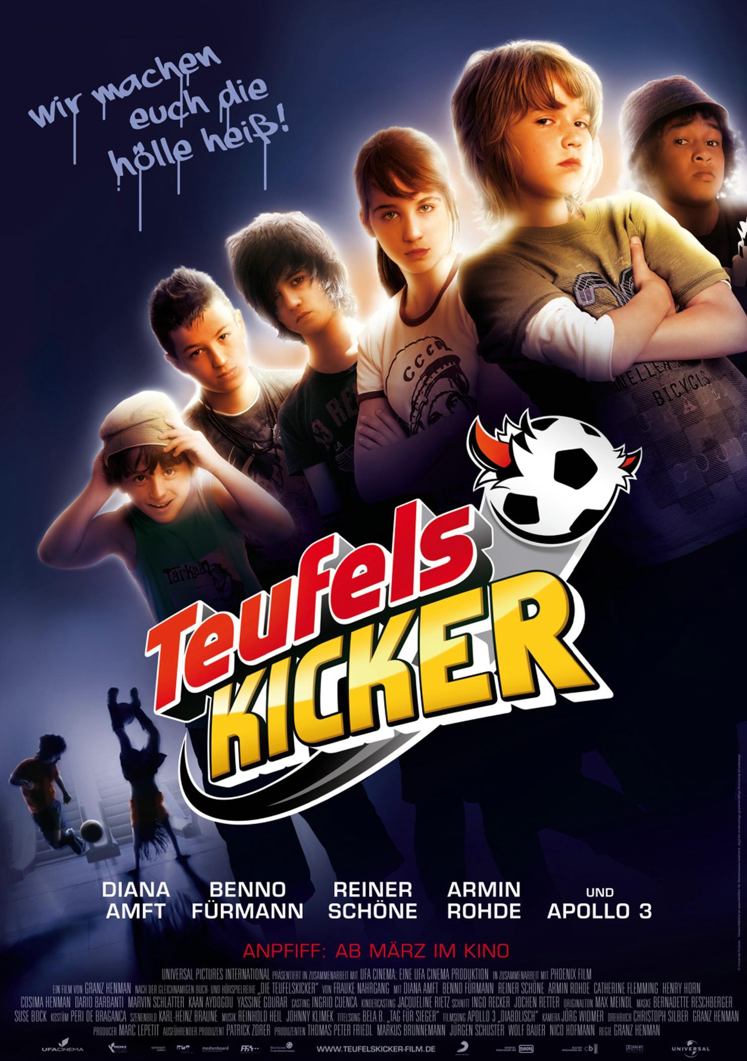 Teufelskicker (Poster)