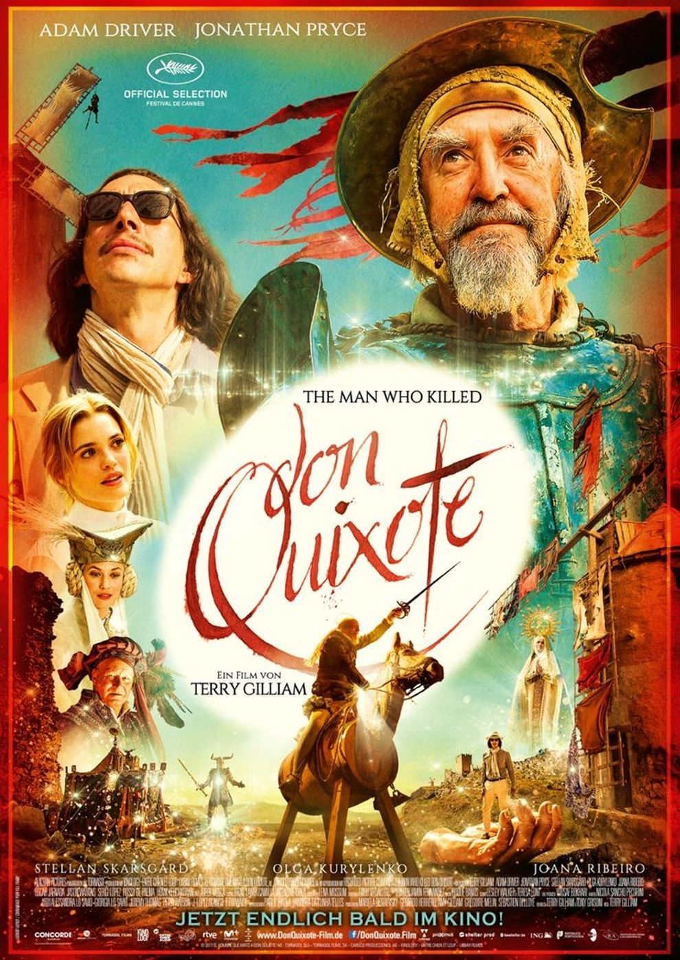 The Man Who Killed Don Quixote (Poster)