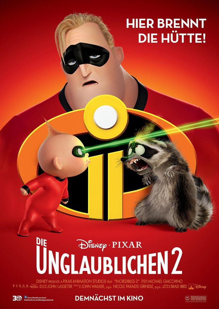 Die Unglaublichen 2 (Poster)