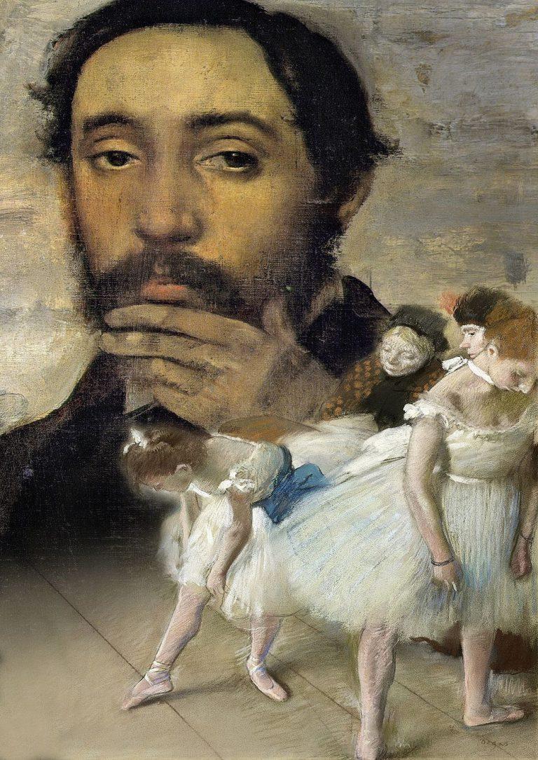 Exhibition on Screen: Degas - Leidenschaft für Perfektion (Poster)