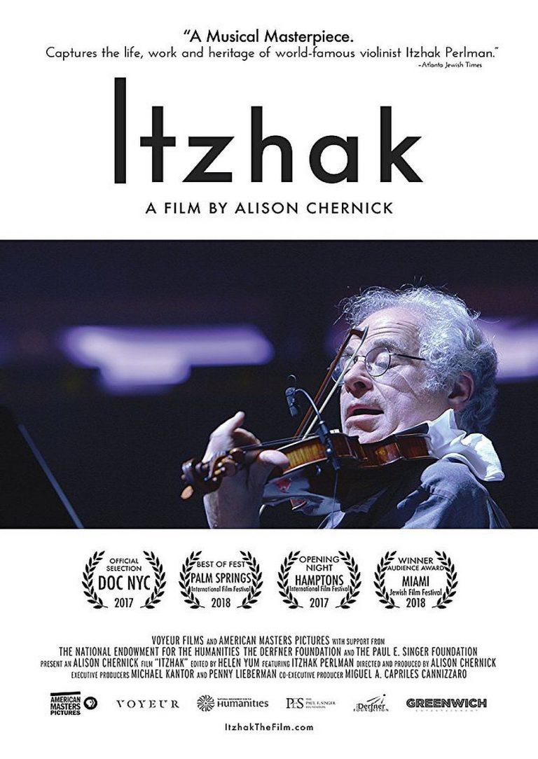 Itzhak (Poster)