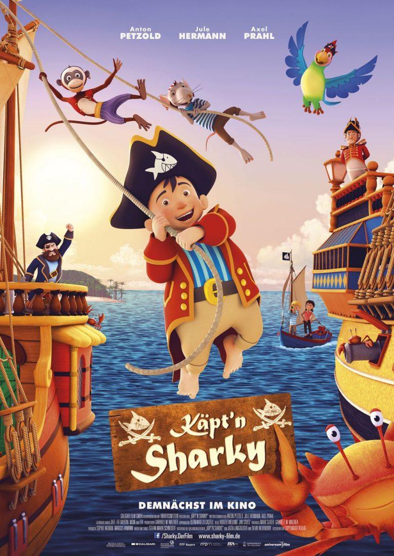 Käpt'n Sharky (Poster)