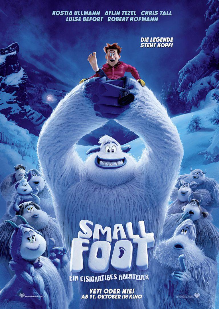 Smallfoot - Ein eisigartiges Abenteuer (Poster)