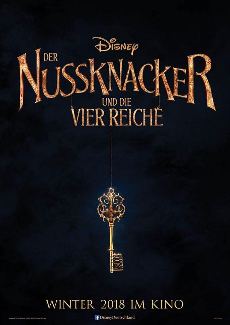 Der Nussknacker und die vier Reiche (Poster)