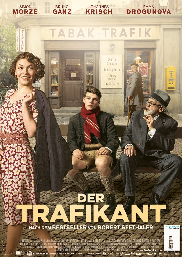 Der Trafikant (Poster)