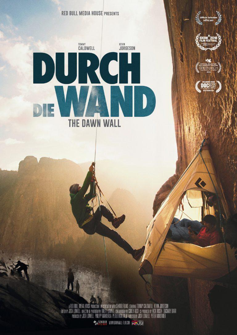 Durch die Wand (Poster)