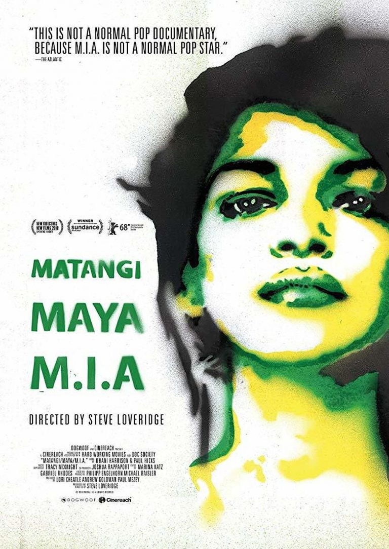 Matangi/Maya/M.I.A. (Poster)