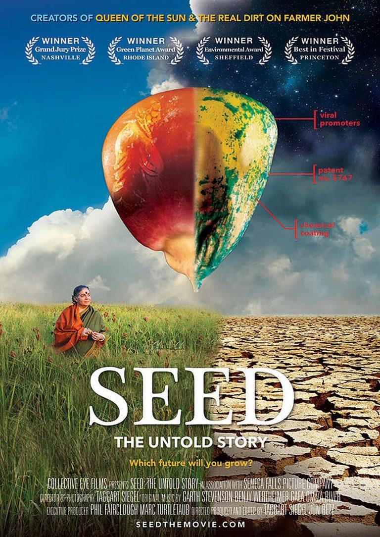 Unser Saatgut - Wir ernten, was wir säen (Poster)