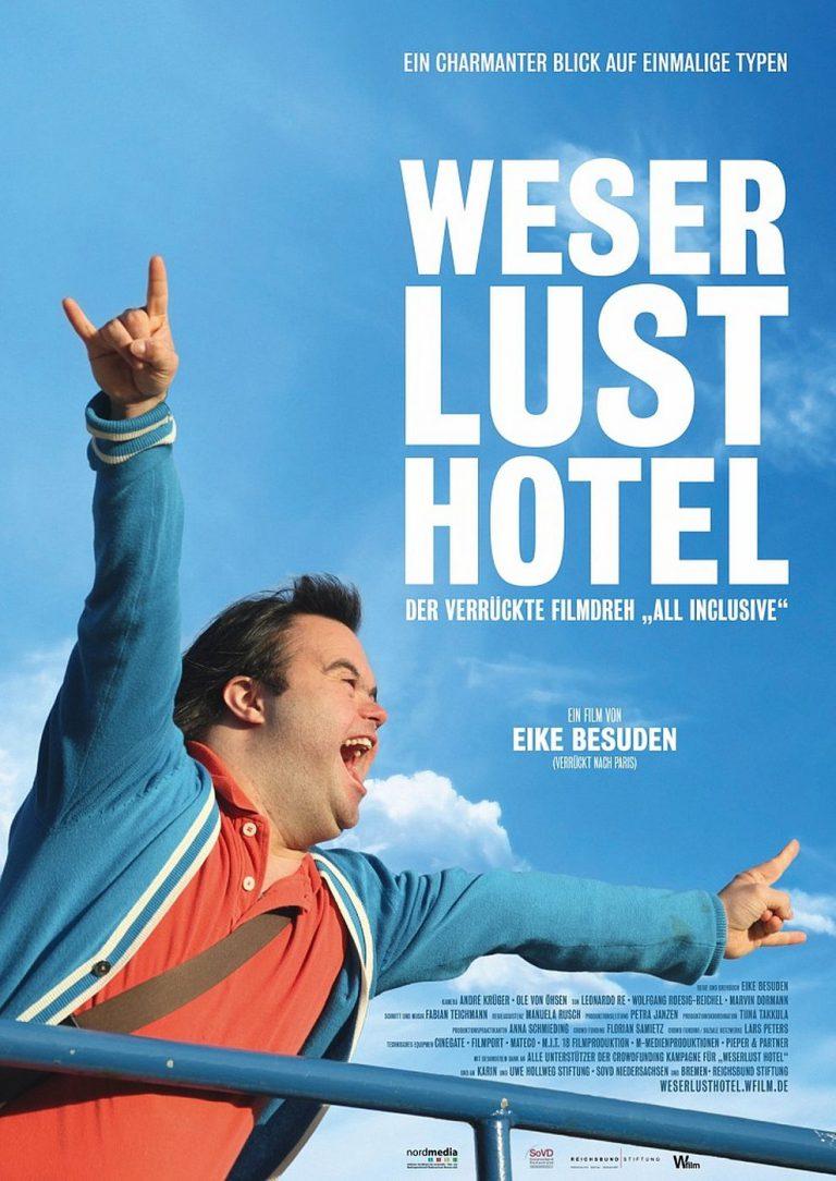 """Weserlust Hotel - Der verrückte Filmdreh """"All inclusive"""" (Poster)"""