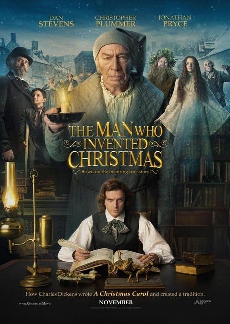 Charles Dickens: Der Mann, der Weihnachten erfand (Poster)