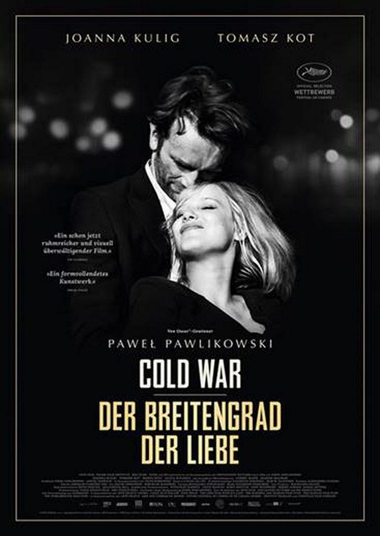 Cold War - Der Breitengrad der Liebe (Poster)