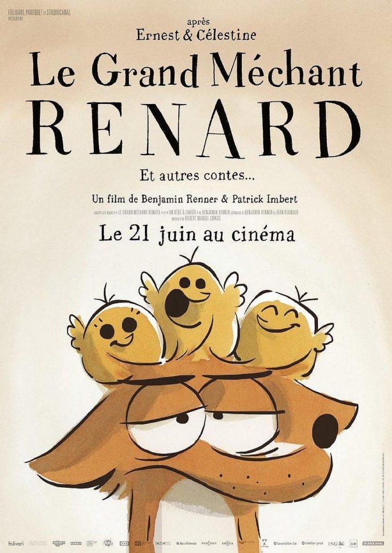 Der Kleine Fuchs und seine Freunde - Das Grosse Kinoabenteuer (Poster)