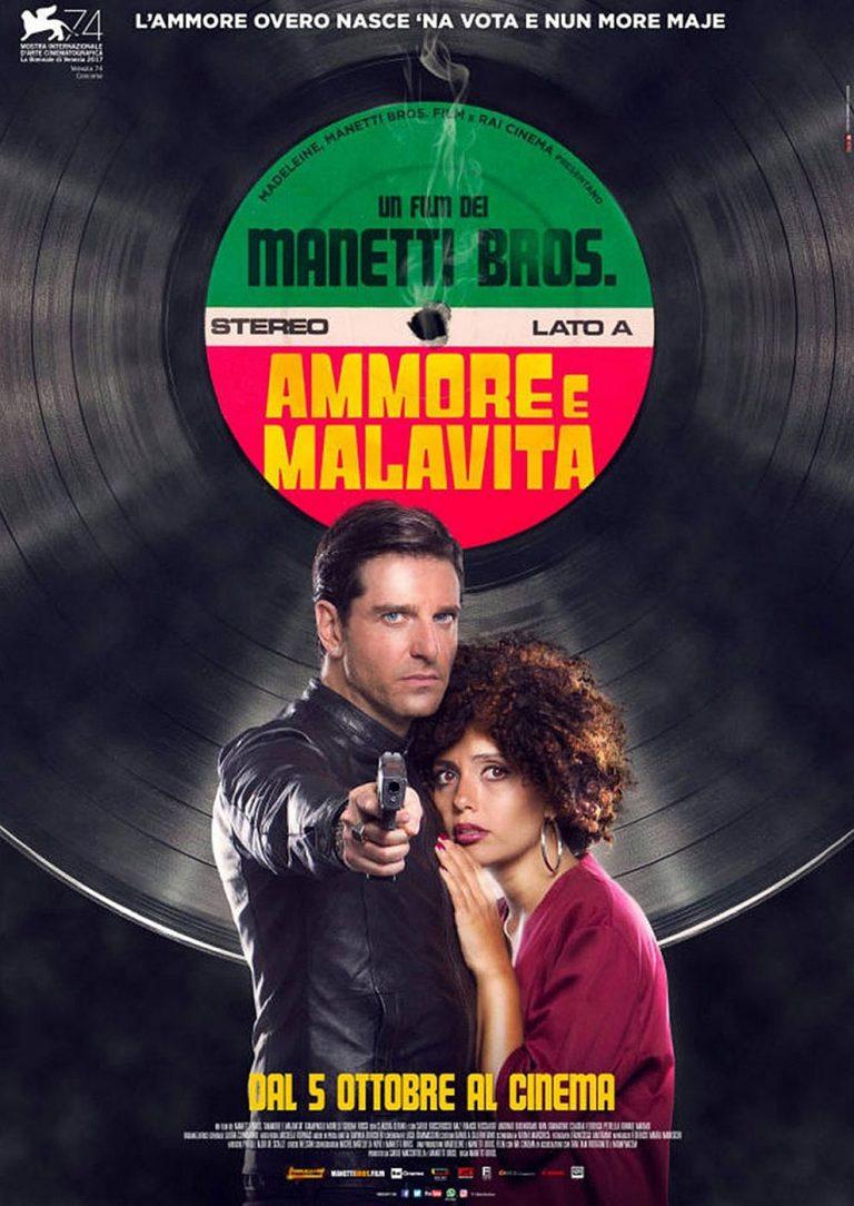 Ammore e Malavita - Love & Crime (Poster)