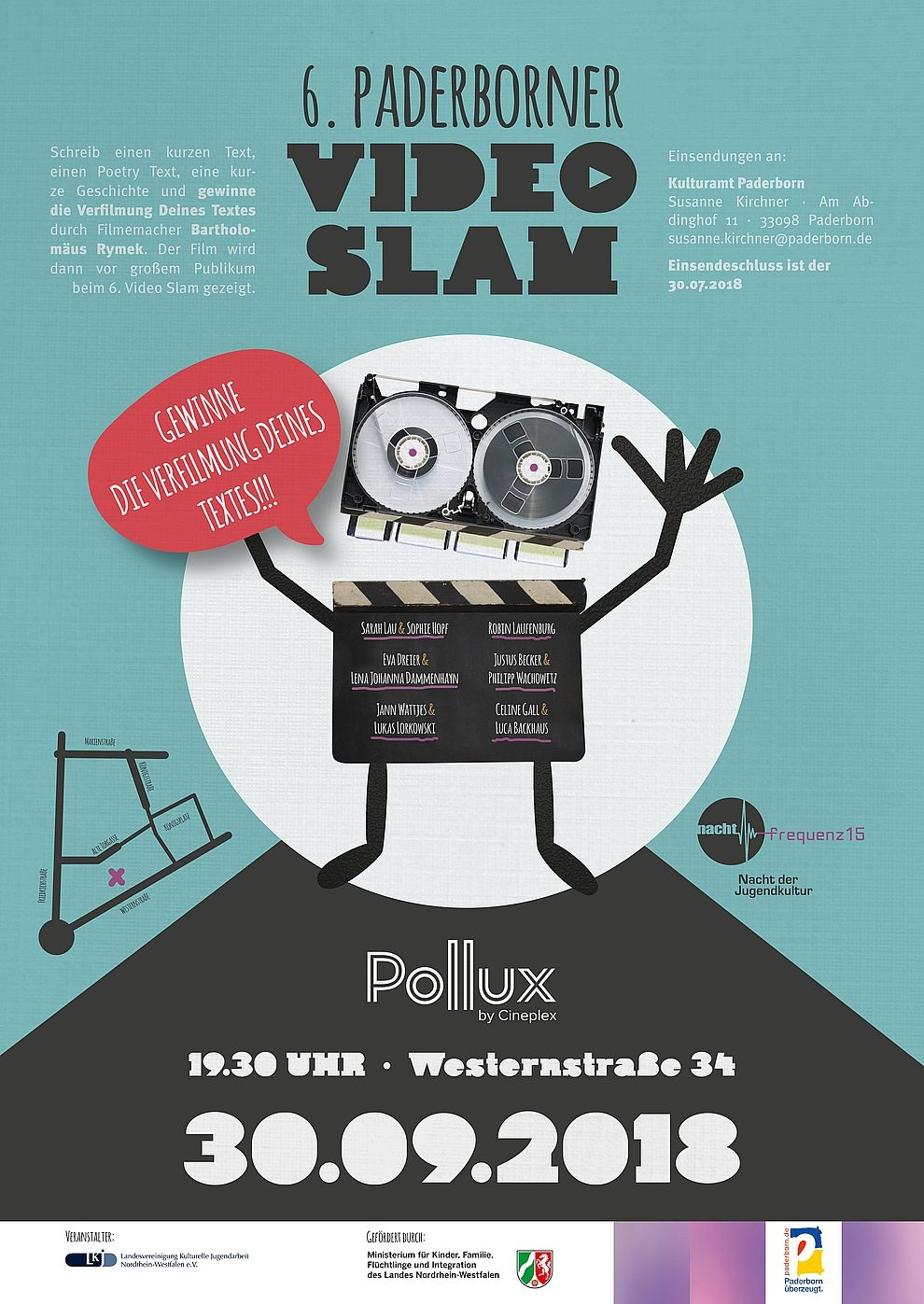 Paderborner Videoslam (Poster)