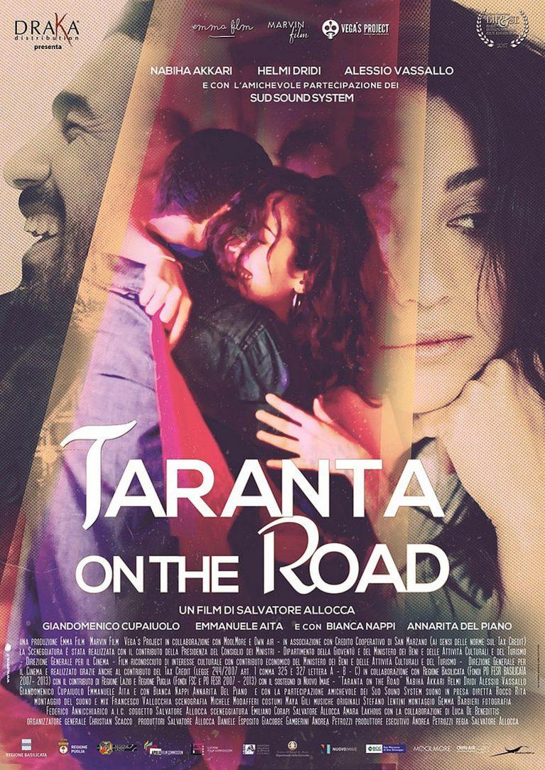 Taranta on the Road (Poster)
