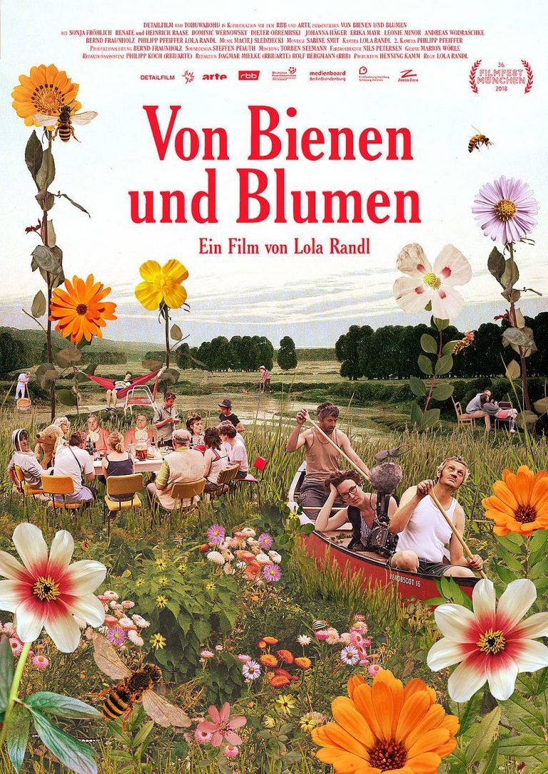 Von Bienen und Blumen (Poster)