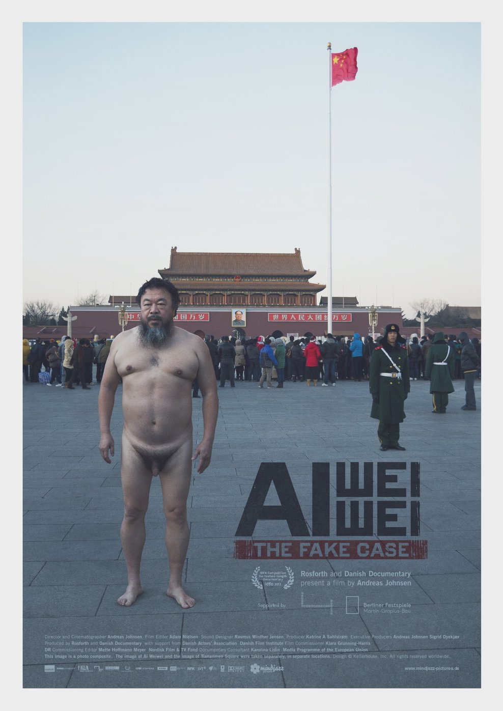Ai WeiWei - The Fake Case (Poster)