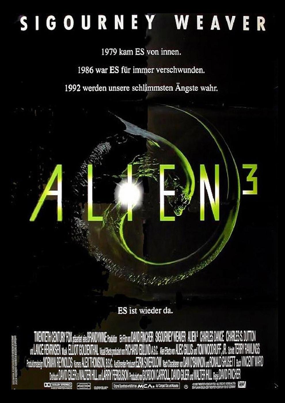 Alien 3 (Poster)