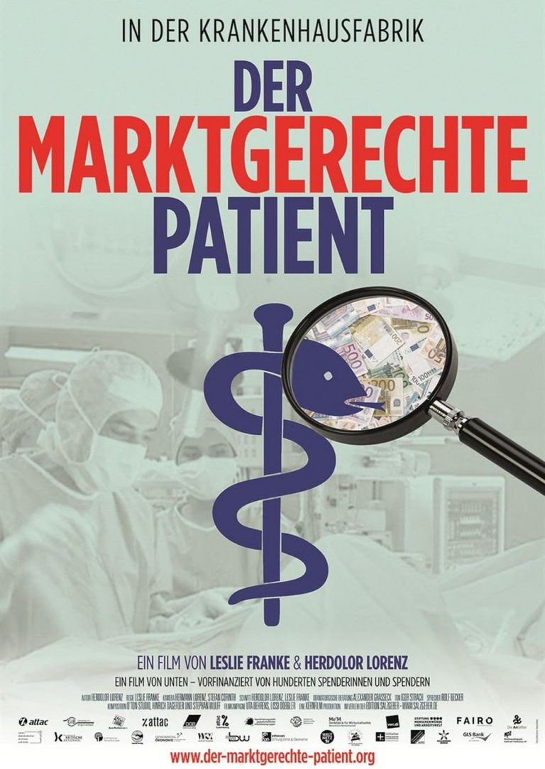Der marktgerechte Patient (Poster)