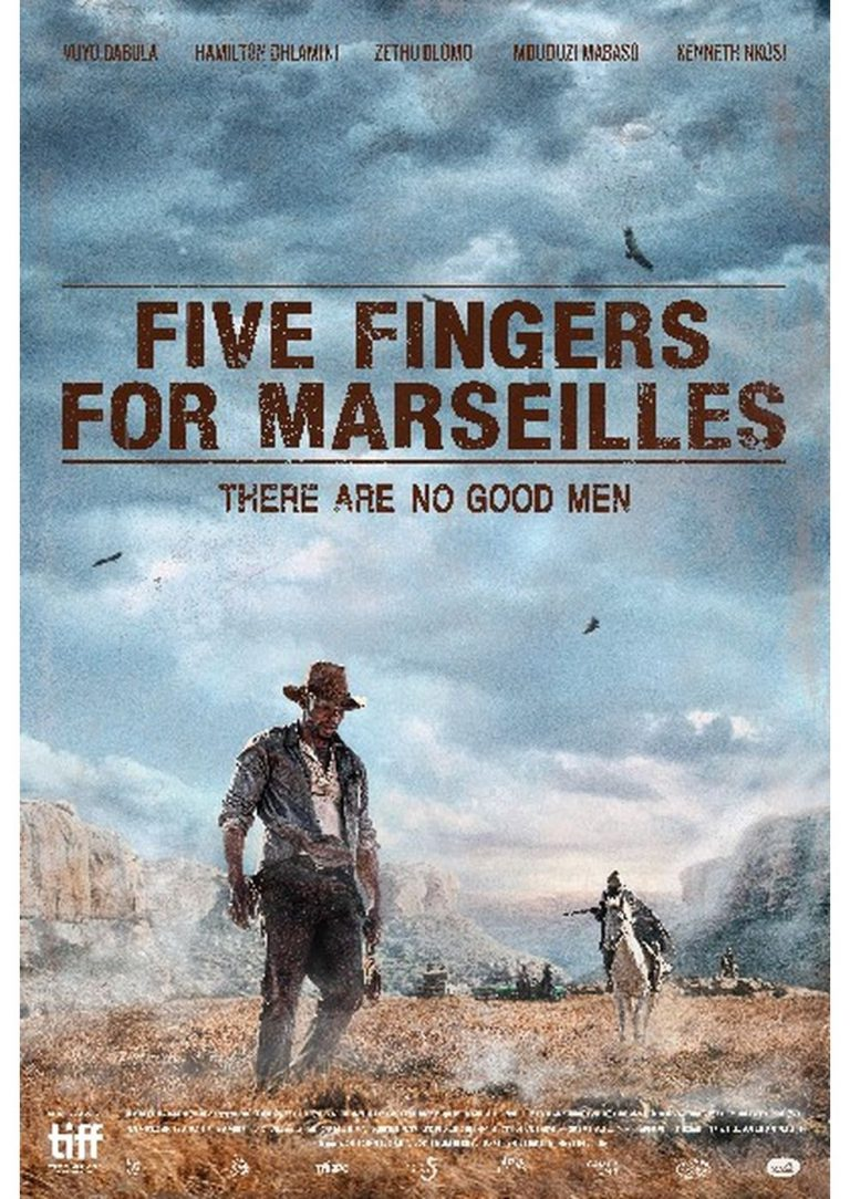 Five Fingers for Marseilles (Poster)