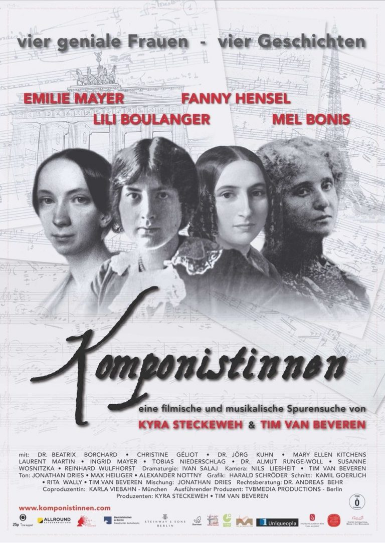 Komponistinnen (Poster)