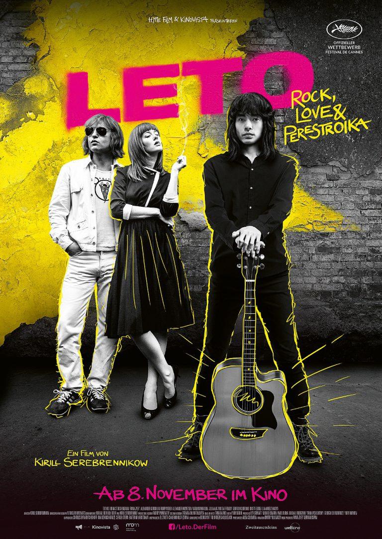 Leto (Poster)
