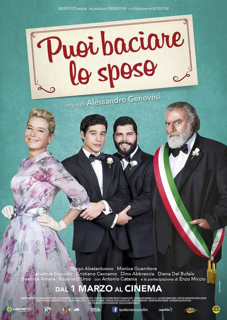 My Big Crazy Italian Wedding (Poster)