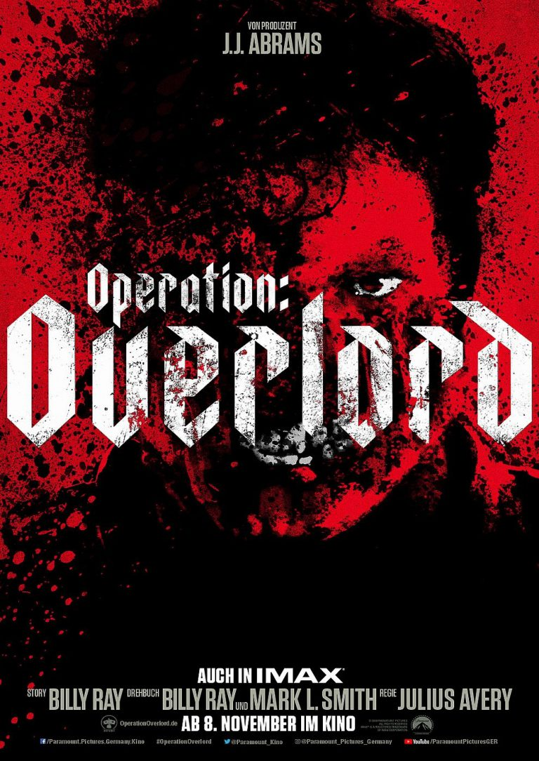 Operation: Overlord (Poster)
