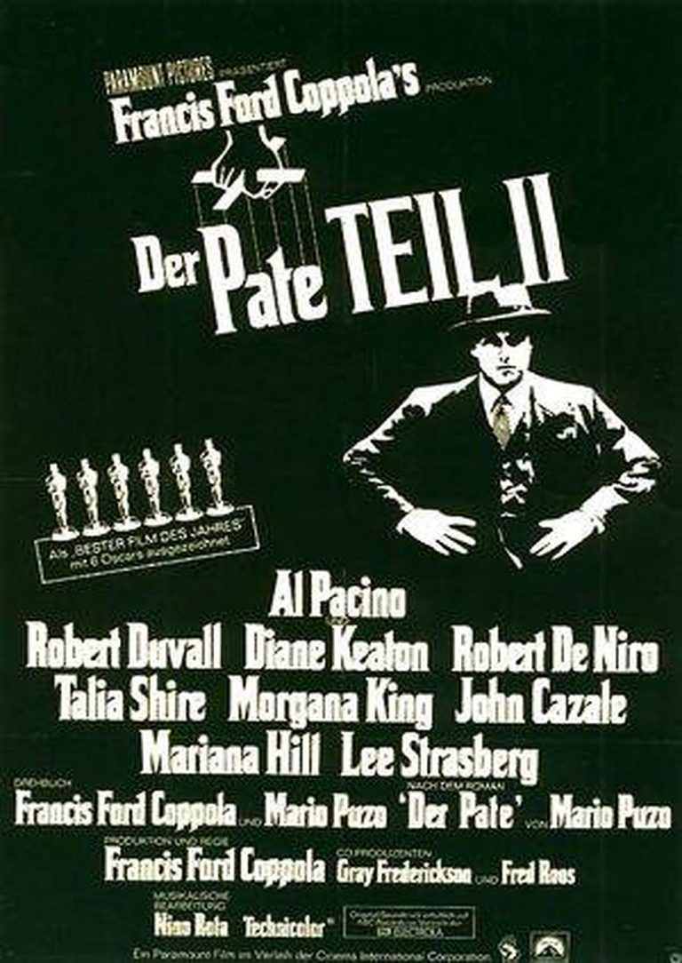 Der Pate II (Poster)
