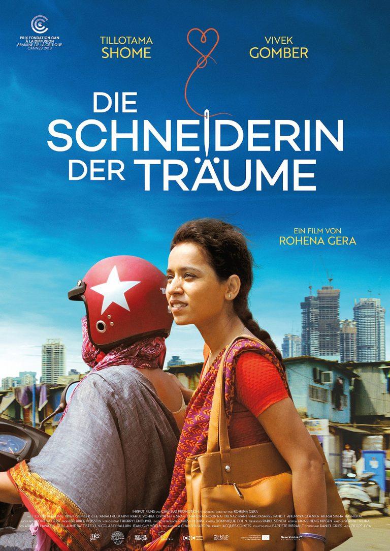 Die Schneiderin der Träume (Poster)