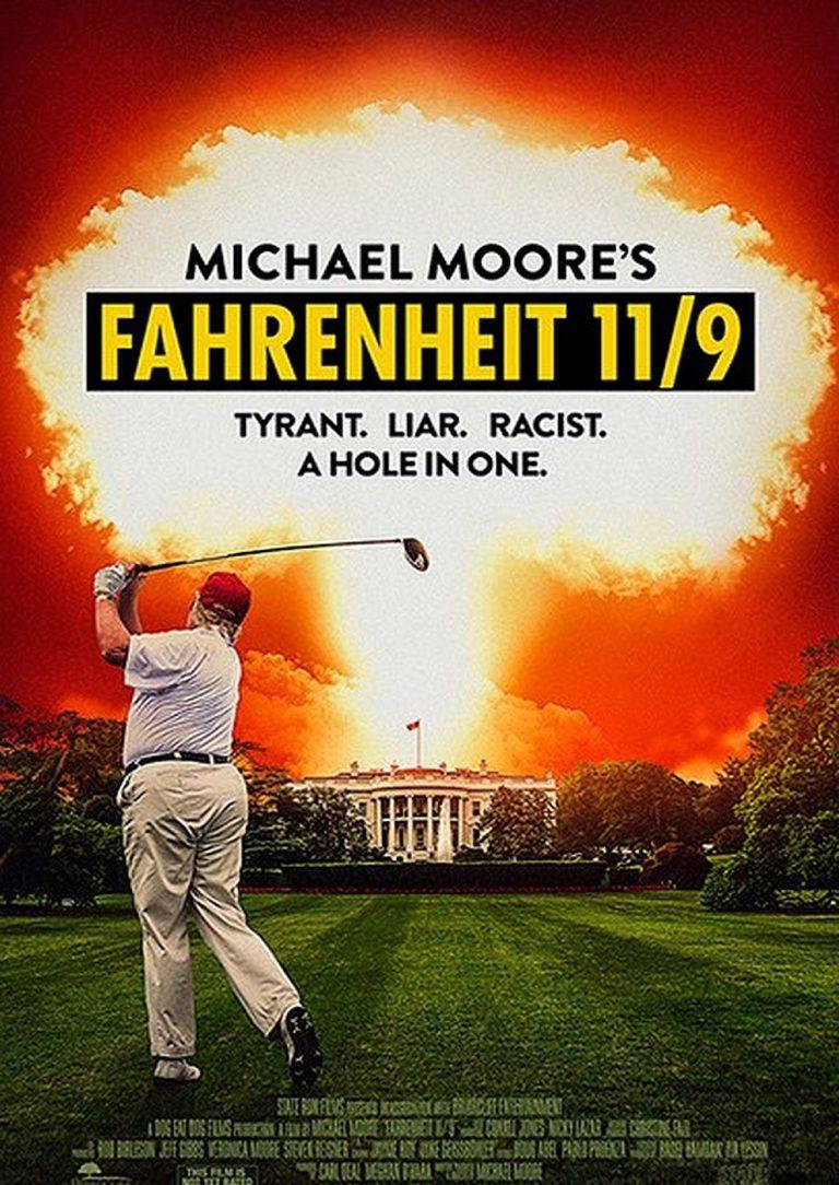 Fahrenheit 11/9 (Poster)