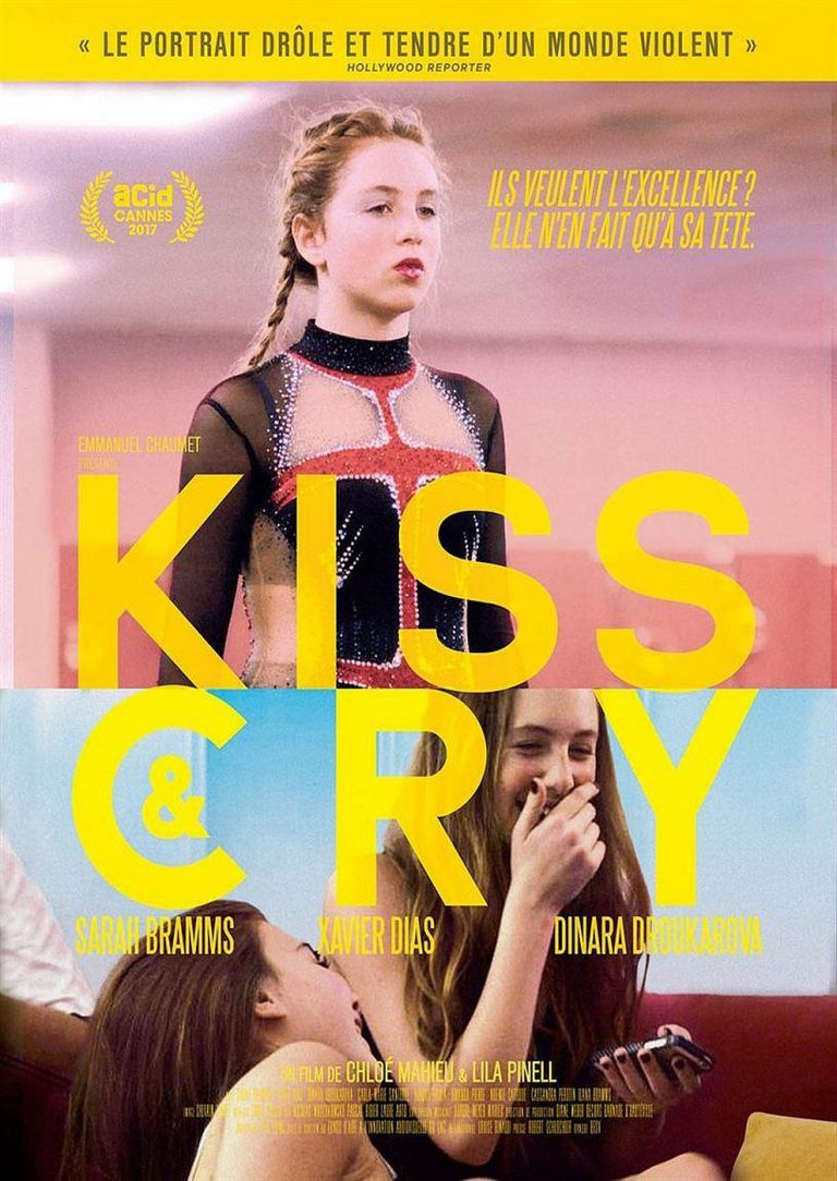 Kiss and Cry (Poster)