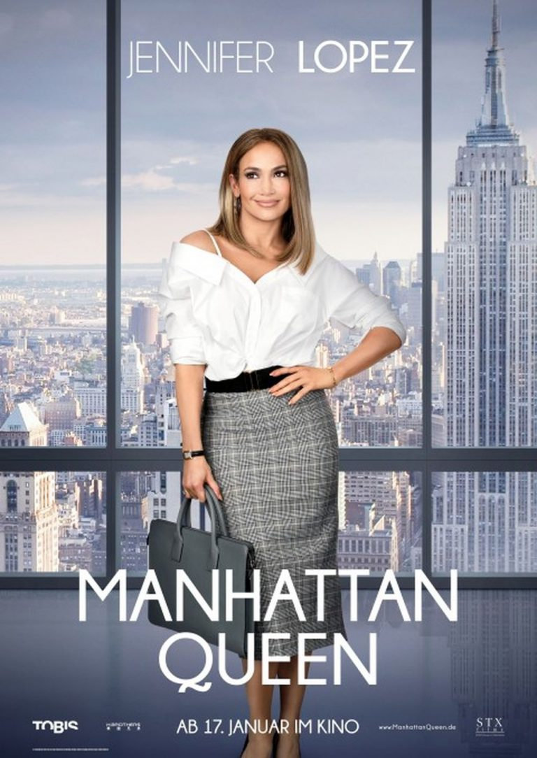 Manhattan Queen (Poster)