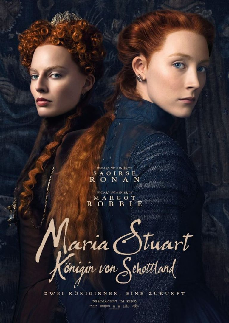 Maria Stuart, Königin von Schottland (Poster)