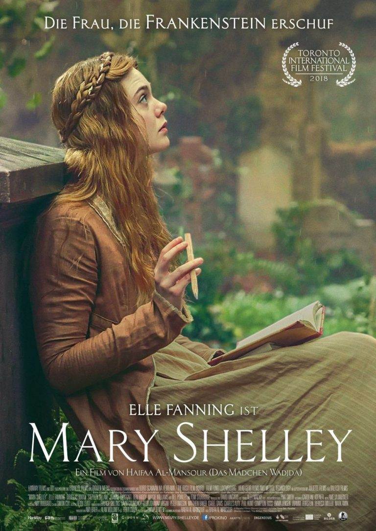 Mary Shelley (Poster)