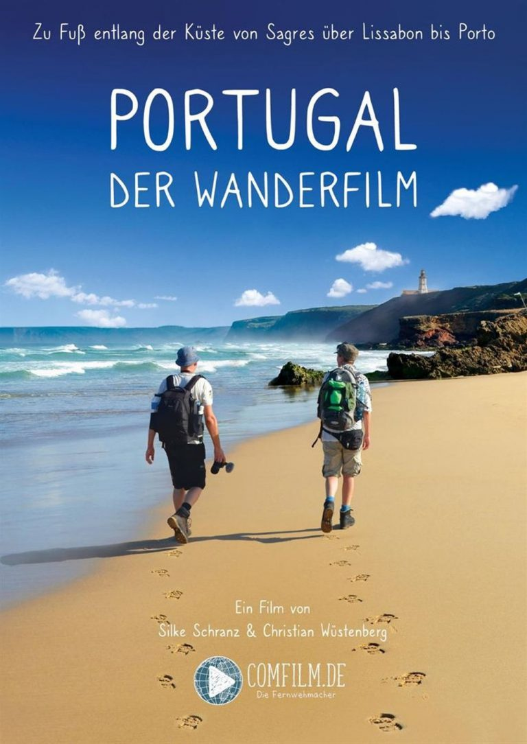 Portugal - Der Wanderfilm (Poster)
