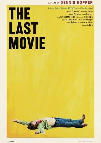 The Last Movie (Poster)