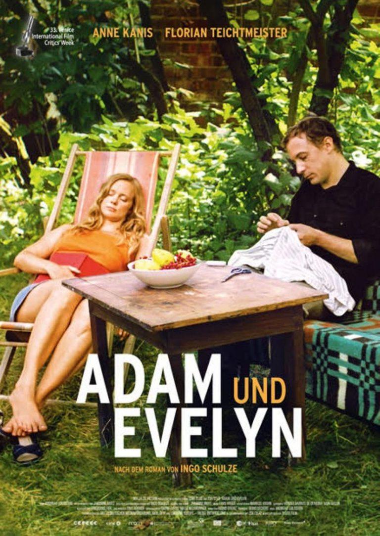 Adam und Evelyn (Poster)