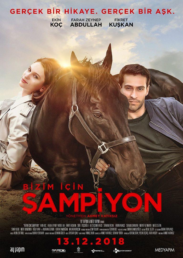 Bizim Için SAMPIYON (Poster)