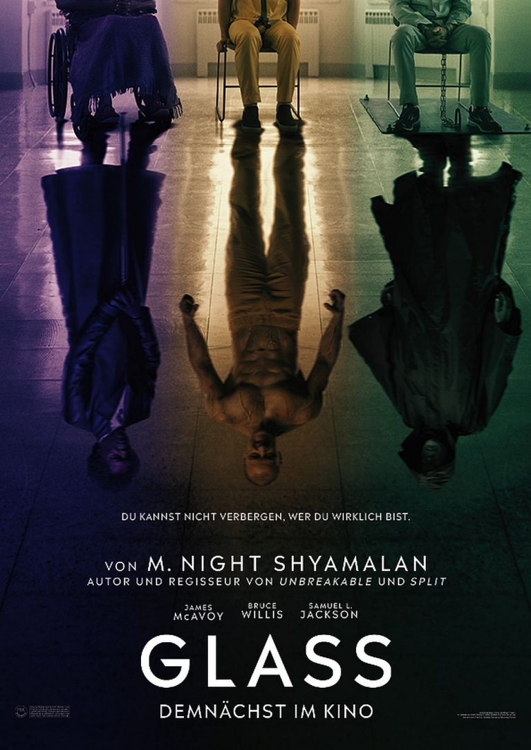 Glass (Poster)