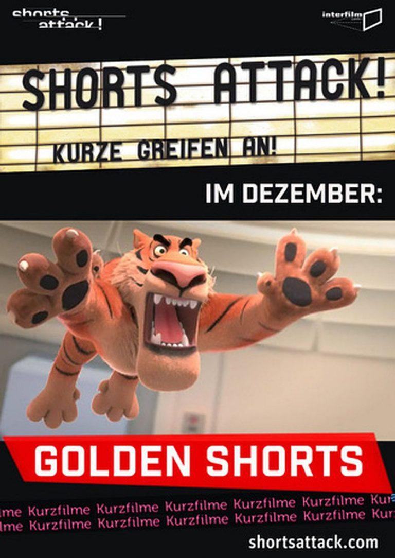 Shorts Attack! - Golden Shorts 2018 (Poster)