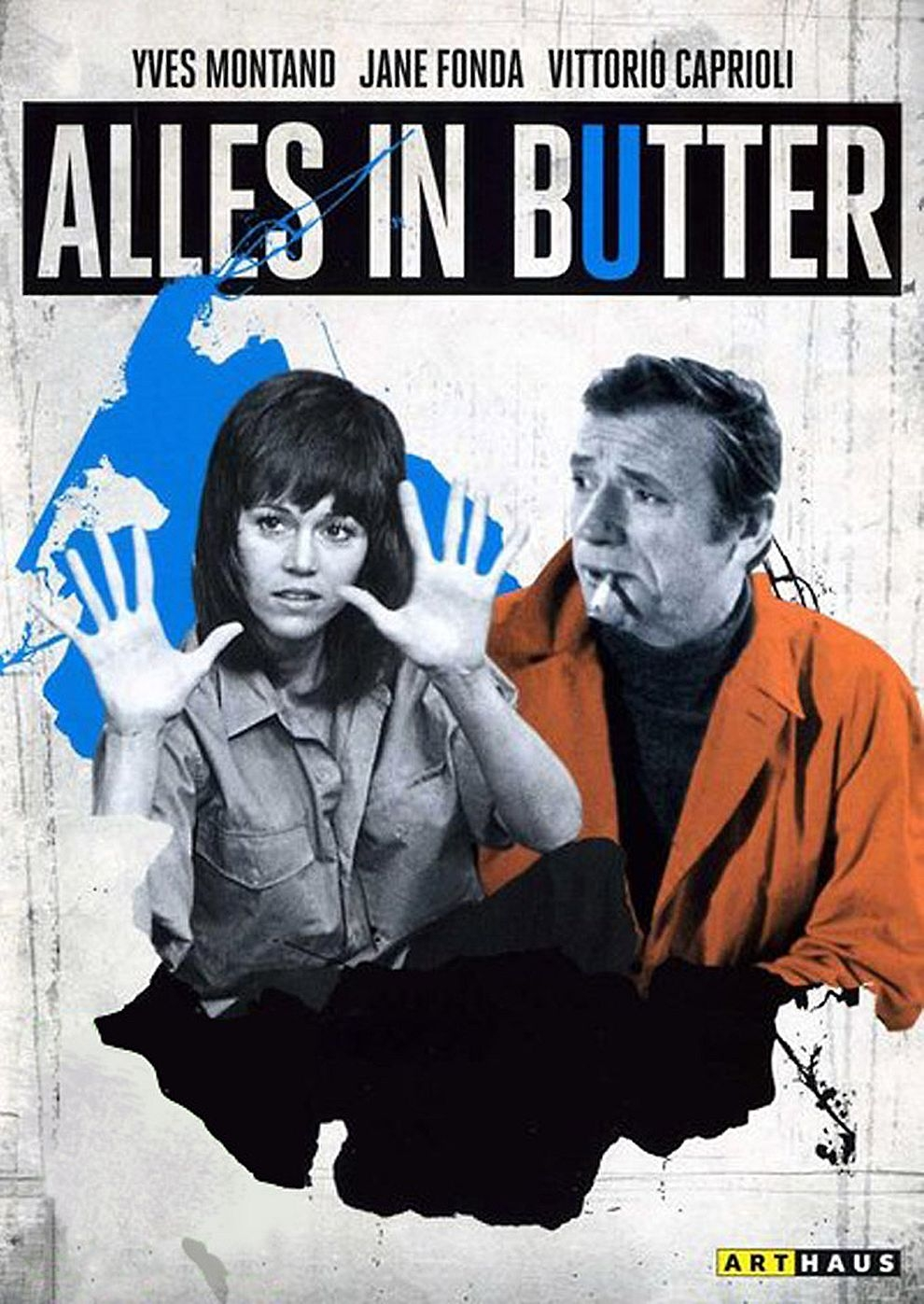 Alles in Butter (Poster)