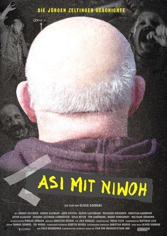 Asi mit Niwoh - Die Jürgen Zeltinger Geschichte (Poster)