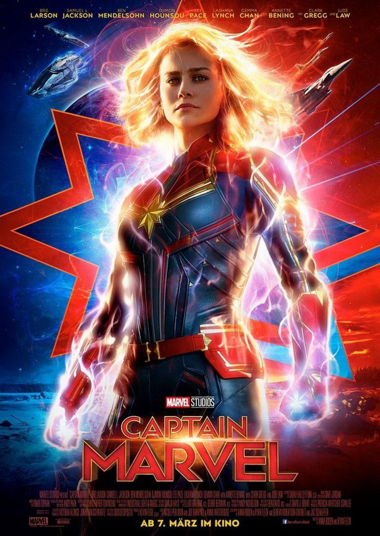 Captain Marvel (Poster)