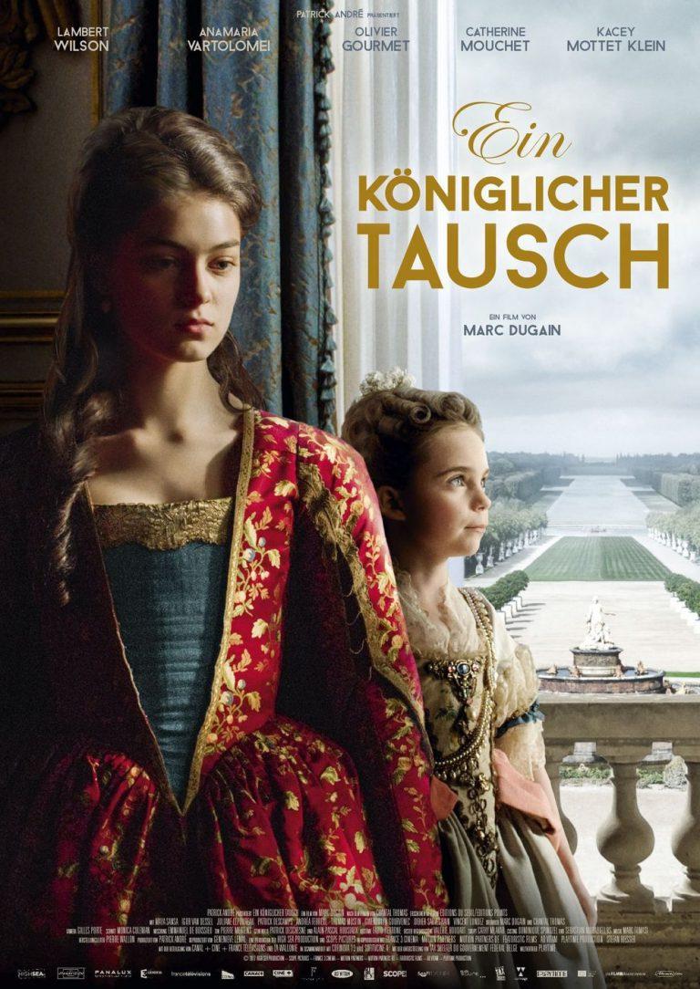 Ein königlicher Tausch (Poster)