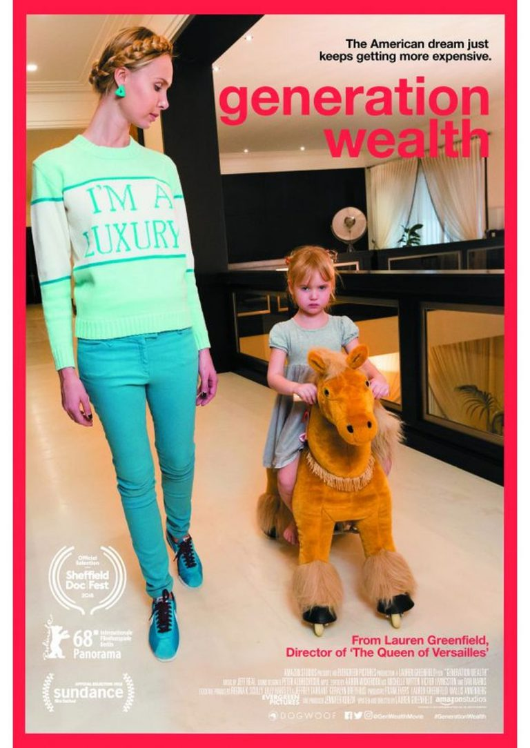 Generation Wealth (Poster)