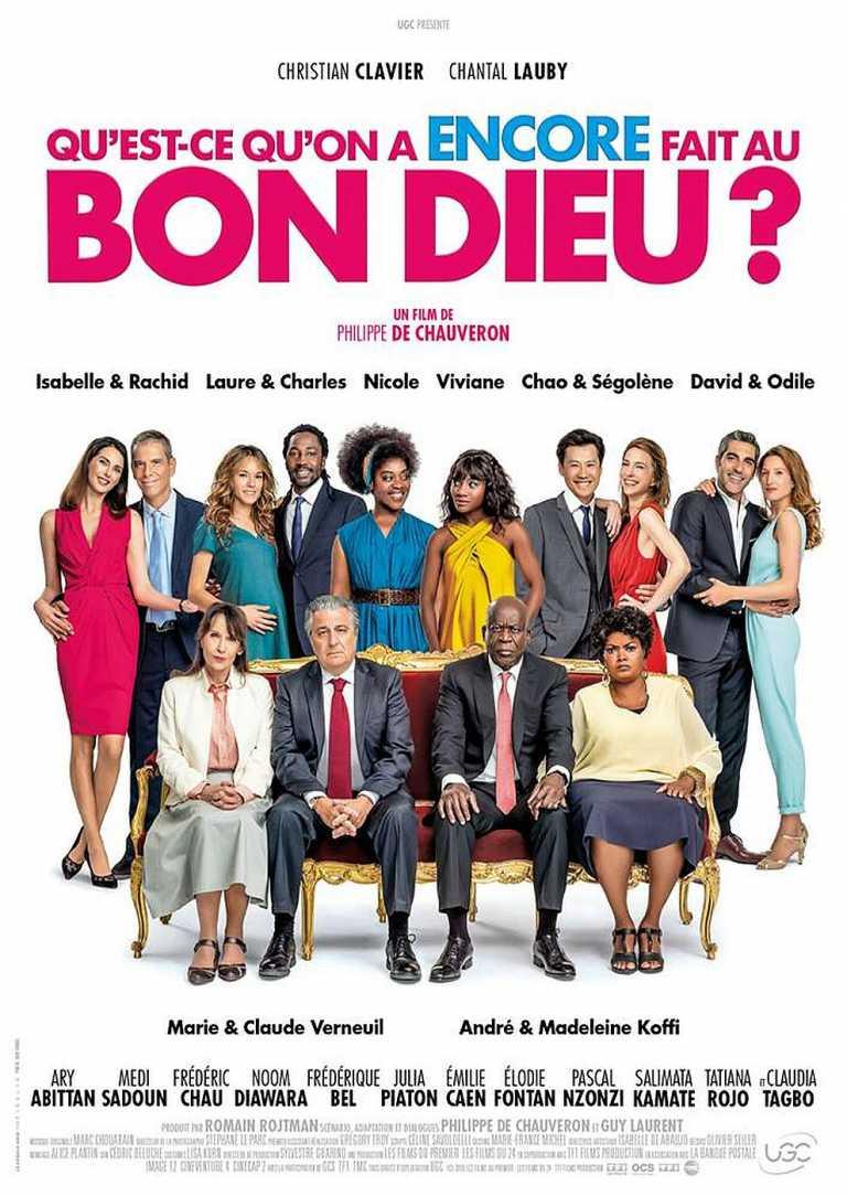 Monsieur Claude 2 (Poster)
